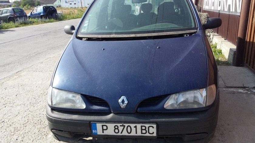 Carlig remorcare Renault Scenic 2000 HATCHBACK 1.9