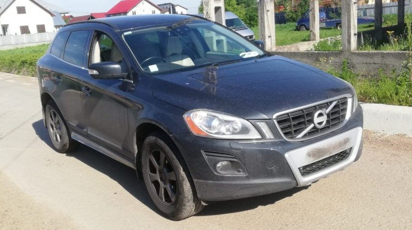 Carlig remorcare Volvo XC60 2009 geartronic awd 2.4 d diesel