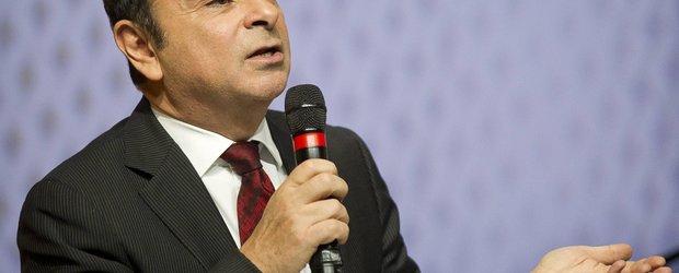 Carlos Ghosn, seful Renault, critica guvernele Europene