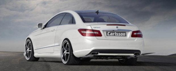 Carlsson CK50 - Tuning pentru E500 Coupe