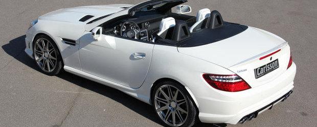 Carlsson revine: Tuning de primavara pentru noul Mercedes SLK