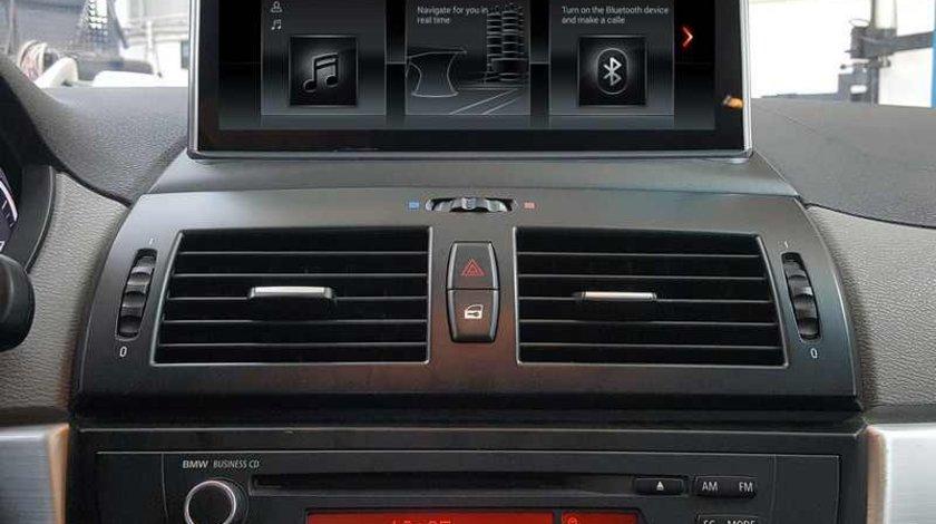 """CARPAD 10.25"""" Navigatie Android Dedicata BMW X3 E83 EDT-E83-CCC Bluetooth USB GPS WAZE 4G WIFI"""