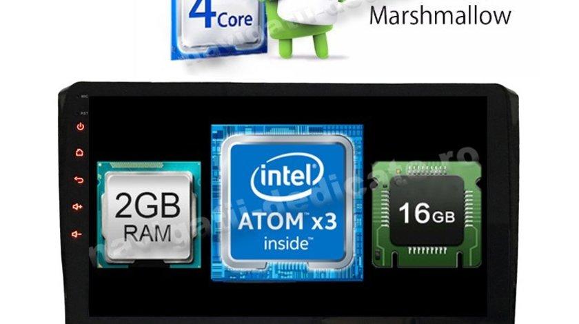 Carpad Android Ecran 10.1 inch Volkswagen Passat B7 Intel 2GB Ram NAVD-i1012VW