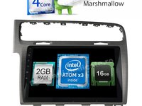 Carpad Ecran 10.1 inch Navigatie Android GOLF 7 Intel 2GB Ram NAVD-i1028