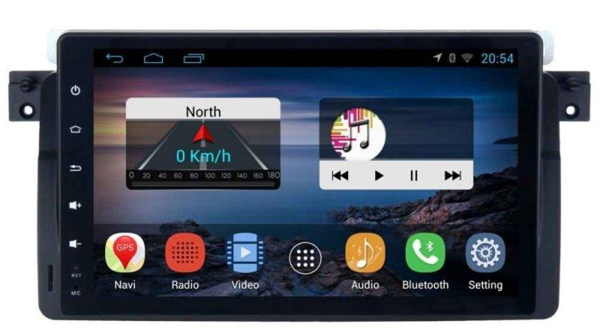Carpad Ecran 9 inch Navigatie Android Rover 75 NAVD-E9052