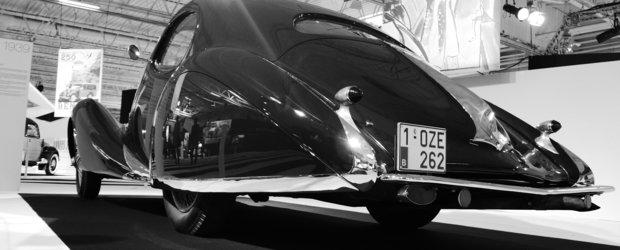 Cars and Fashion, expozitia masinilor istorice de la Paris