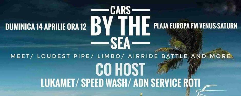 Cars by the Sea, primul eveniment auto al anului, 14 aprilie pe plaja Venus-Saturn