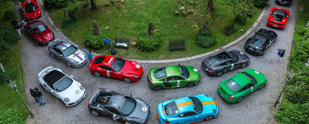 Cars & Coffee ajunge in Romania! Primul eveniment oficial are loc pe 21 octombrie