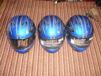 Casca Casti Moto Gix Mirage Albastra Size M L XL NOI