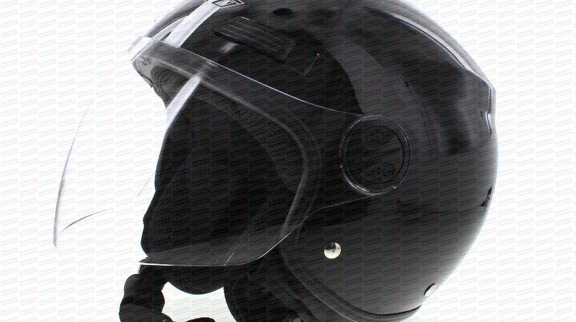 CASCA MOTOCICLETA / SCUTER / ATV OPEN- FACE A-PRO MODEL FEVER CASCO JET XS ⭐⭐⭐⭐⭐