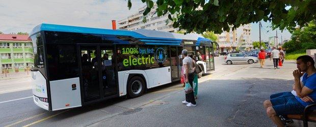 Cascada de idei imbecile nu se opreste: 100 de autobuze electrice pentru Bucuresti