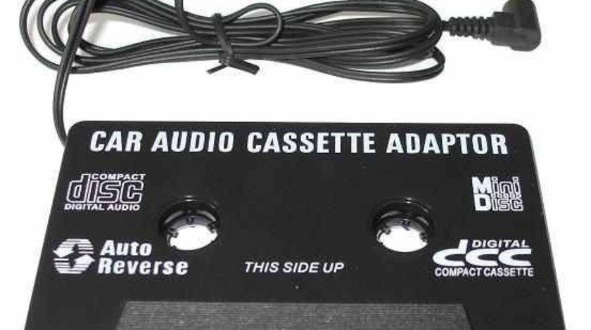 Caseta adaptor MP3 cu mufa jack 3.5mm VistaCar