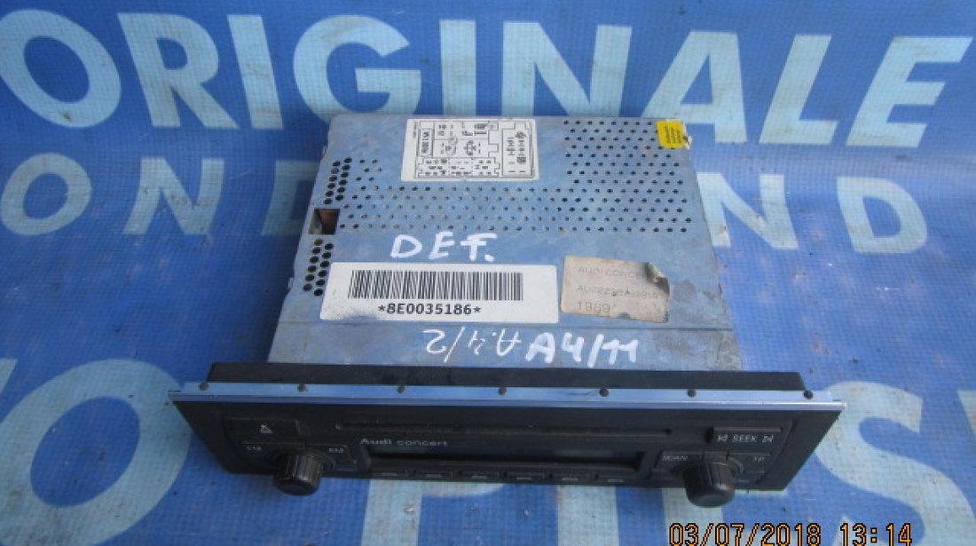 Casetofon Audi A4 ;  8E0035186 (defect)