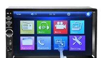 Casetofon DVD Mp3,Mp4,Mp5,Player Auto Display7 inc...