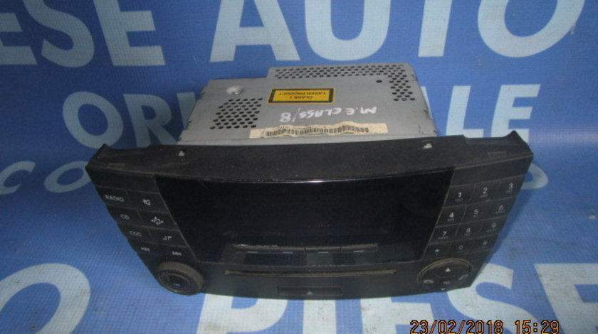 Casetofon Mercedes E240 W211 ; A2118701189 (radio-cd)
