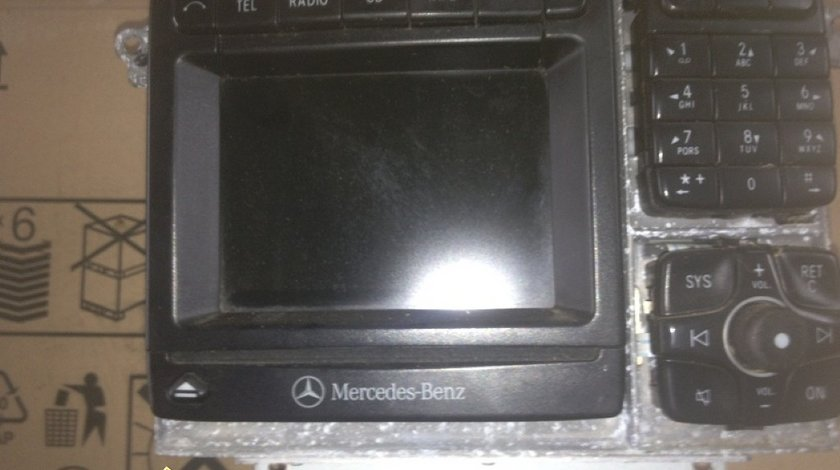 Casetofon Mercedes S430