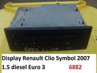 Casetofon Renault Clio Symbol
