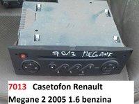 Casetofon Renault Megane 2