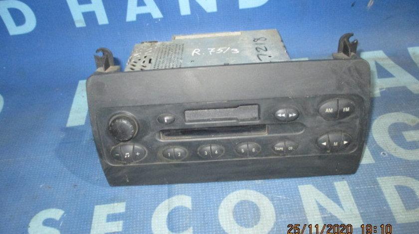 Casetofon Rover 75 2000 (caseta)