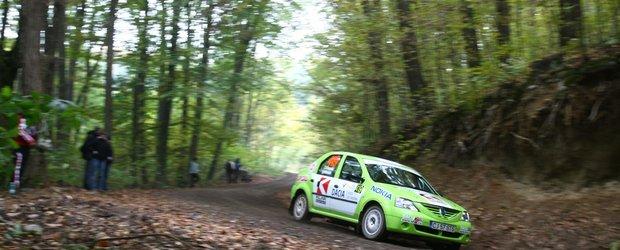 Castigatorii primei etape din Cupa Dacia, sustinuta de Klar Professional