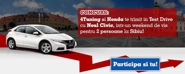 Castigatorul concursului Honda