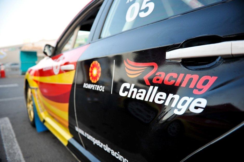 Castigatorul Rompetrol Racing Challenge incepe antrenamentele pentru 2011