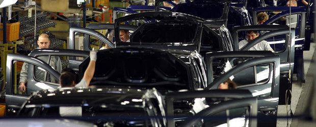 Cat au produs si vandut anul acesta uzinele auto romanesti