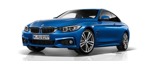 Cat costa in Romania noul BMW Seria 4 Coupe