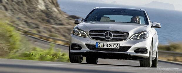 Cat costa in Romania primul Mercedes dotat cu o transmisie cu 9 rapoarte