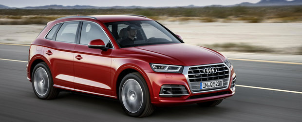 Cat costa noul Audi Q5 in Romania