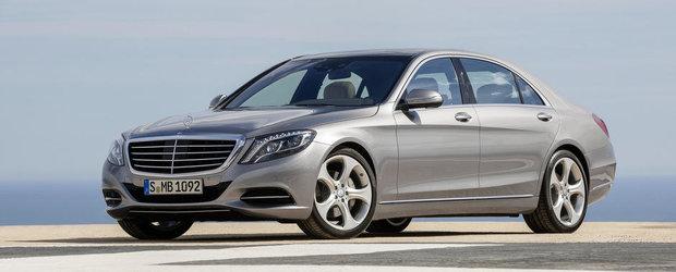 Cat costa noul Mercedes S-Class in Romania
