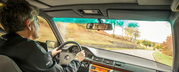 Cat costa sa circuli cu un Mercedes E-Class mai mult de un milion de kilometri