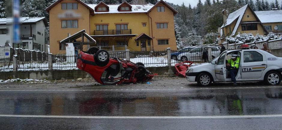 Cat de blande sunt legile in Romania pentru soferii care provoaca accidente?