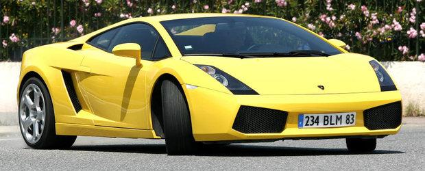 Cat de mult costa intretinerea unui Lamborghini Gallardo?