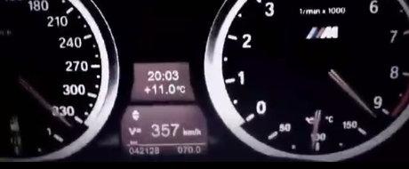 Cat de repede accelereaza un BMW M3 de 900 CP?