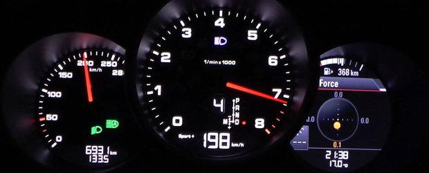 Cat de repede face 0-100 km/h masina ta?