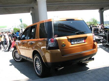 Cat de tare canta masinile din tara?