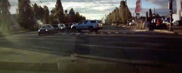 Cat e de bine sa conduci un SUV ne demonstreaza un VW Amarok