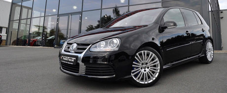 Cat mai costa astazi un Volkswagen Golf R32, ultimul hot-hatch cu motor V6