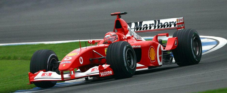 Cat mai costa in ziua de azi un monopost pilotat de cel mai titrat pilot din istoria Formulei 1