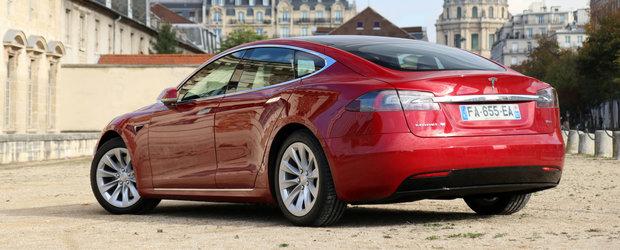 Cat mai costa o TESLA in Europa? Americanii tocmai au scumpit Model S si Model X cu circa 5000 de euro