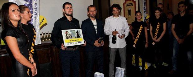Catalin Cazacu, castigator in DUNLOP Romania Superbike 2014