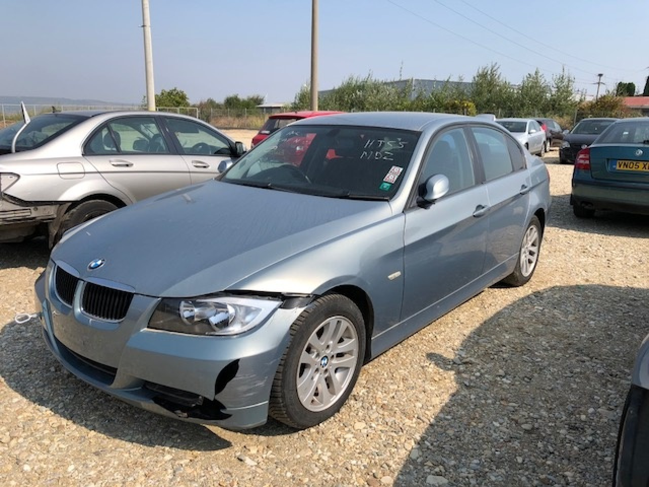 Catalizator BMW Seria 3 E90 2005 Sedan 2.0 i
