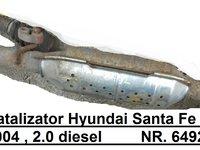 Catalizator Hyundai Santa Fe