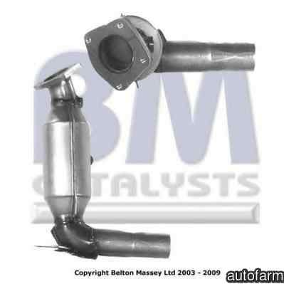 Catalizator JAGUAR XJ (NAW, NBW) BM CATALYSTS BM90902H