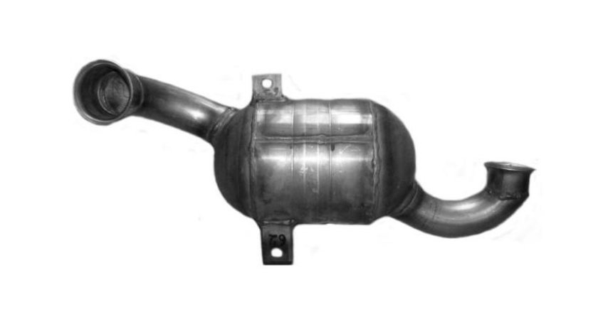 Catalizator Peugeot 207 (2006->)[WA_,WC_,WD_] 1706.88