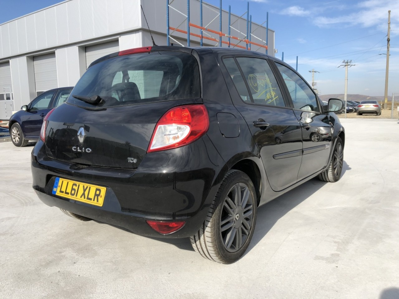Catalizator Renault Clio 2011 Hatchback 1.2 TCe Tom Tom