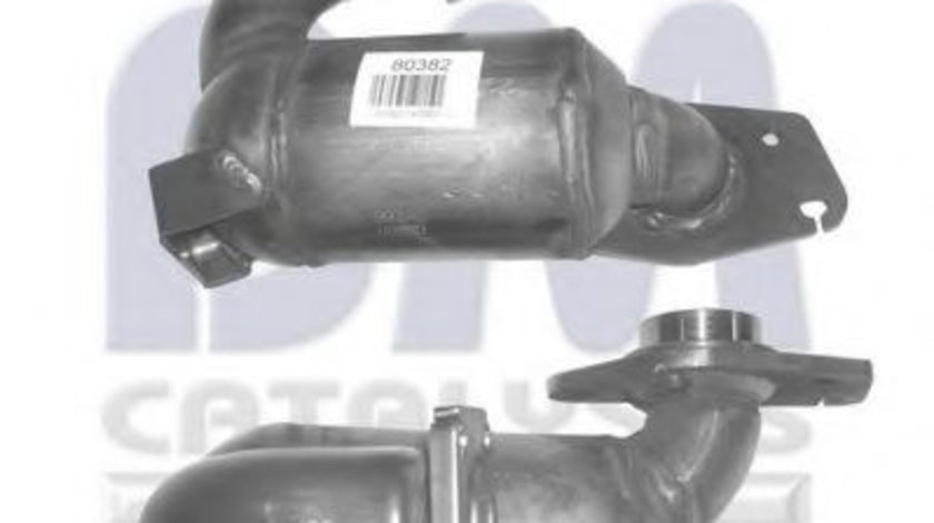 Catalizator RENAULT CLIO III (BR0/1, CR0/1) (2005 - 2012) BM CATALYSTS BM80382H piesa NOUA