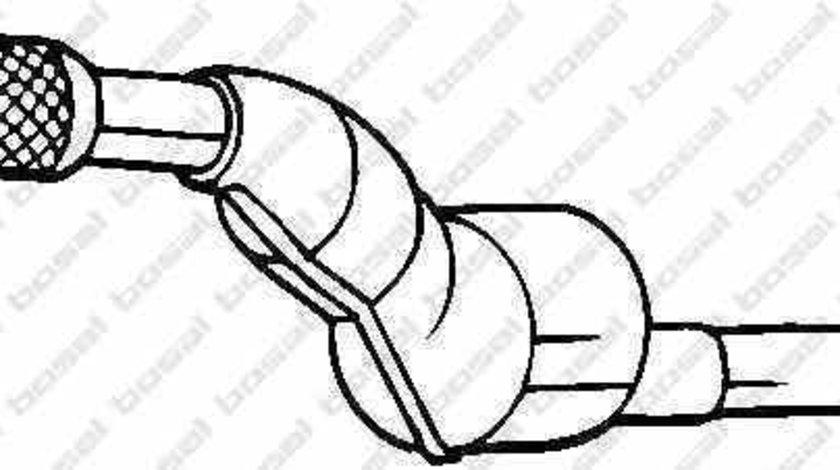 Catalizator RENAULT CLIO III BR0/1 CR0/1 BOSAL 090-086
