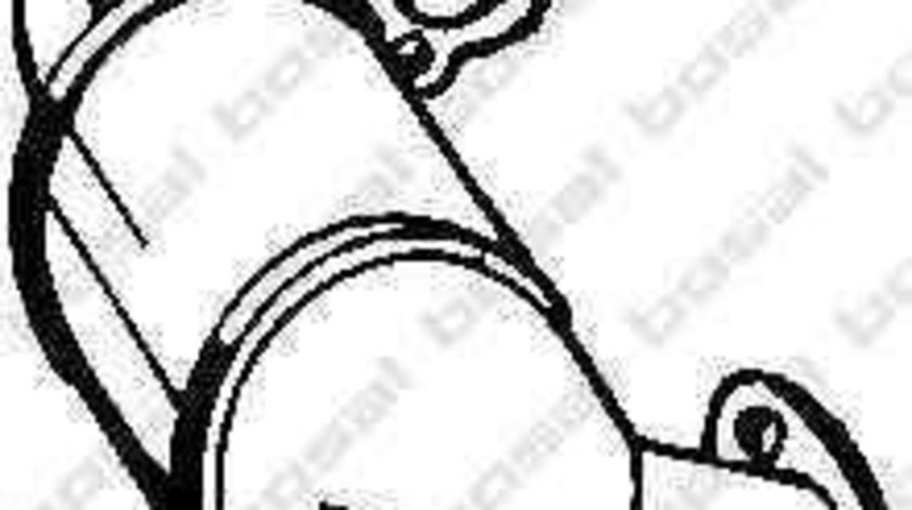 Catalizator RENAULT LAGUNA II Grandtour (KG0/1_) BOSAL 099-743